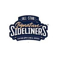 ALL STAR SIGNATURE SIDELINERS SEAFOOD APPETIZERS & ENTREES