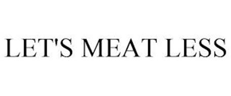 LET'S MEAT LESS