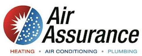 AIR ASSURANCE HEATING · AIR CONDITIONING · PLUMBING