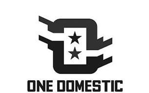 O ONE DOMESTIC