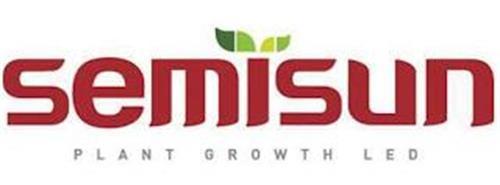SEMISUN PLANT GROWTH LED