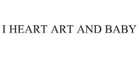 I HEART ART AND BABY