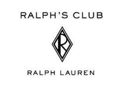 RALPH'S CLUB R RALPH LAUREN