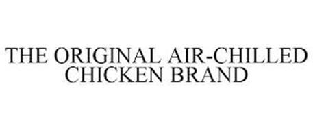 THE ORIGINAL AIR-CHILLED CHICKEN BRAND