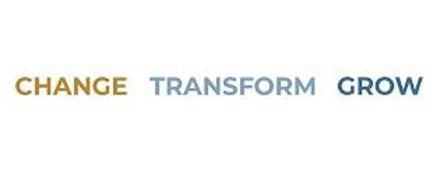 CHANGE TRANSFORM GROW