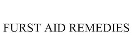 FURST AID REMEDIES