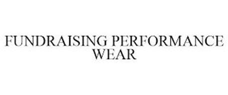 FUNDRAISING PERFORMANCE WEAR