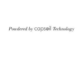 POWDERED BY CAPSOIL TECHNOLOGY