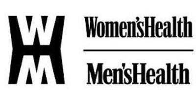 W WOMEN'SHEALTH M MEN'SHEALTH