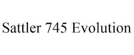 SATTLER 745 EVOLUTION