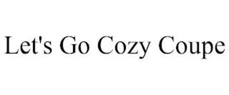LET'S GO COZY COUPE