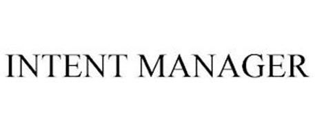 INTENT MANAGER