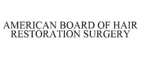 AMERICAN BOARD OF HAIR RESTORATION SURGERY