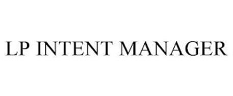 LP INTENT MANAGER