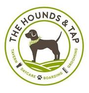 THE HOUNDS & TAP TAVERN DAYCARE BOARDING GROOMING