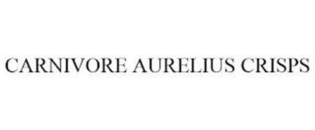 CARNIVORE AURELIUS CRISPS