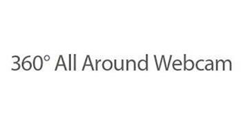 360° ALL AROUND WEBCAM