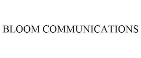 BLOOM COMMUNICATIONS