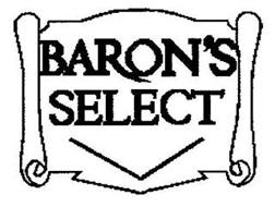 BARON'S SELECT
