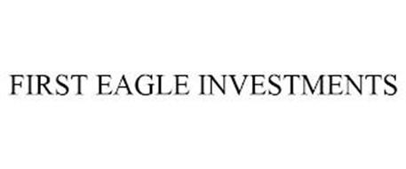 FIRST EAGLE INVESTMENTS