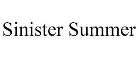 SINISTER SUMMER