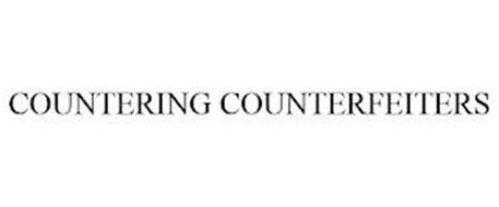 COUNTERING COUNTERFEITERS