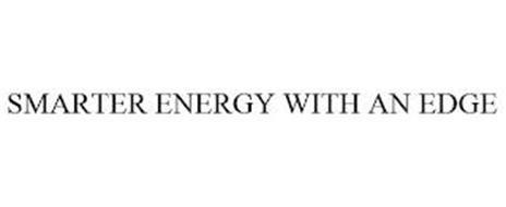 SMARTER ENERGY WITH AN EDGE