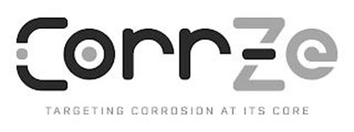 CORR-ZE TARGETING CORROSION AT ITS CORE