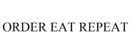 ORDER EAT REPEAT