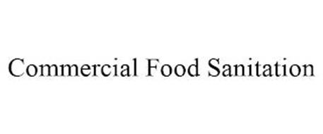 COMMERCIAL FOOD SANITATION