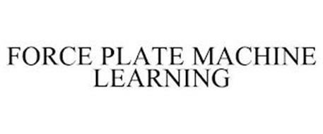 FORCE PLATE MACHINE LEARNING