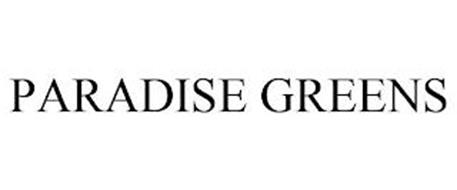 PARADISE GREENS
