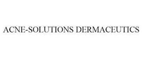 ACNE-SOLUTIONS DERMACEUTICS