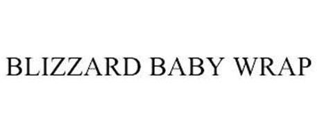 BLIZZARD BABY WRAP