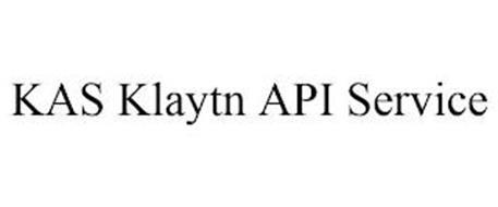 KAS KLAYTN API SERVICE