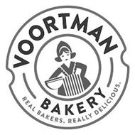 VOORTMAN BAKERY REAL BAKERS. REALLY DELICIOUS.