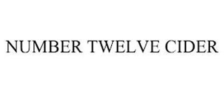 NUMBER TWELVE CIDER