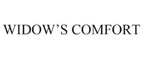 WIDOW'S COMFORT