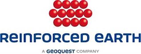 REINFORCED EARTH A GEOQUEST COMPANY