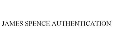 JAMES SPENCE AUTHENTICATION