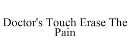 DOCTOR'S TOUCH ERASE THE PAIN