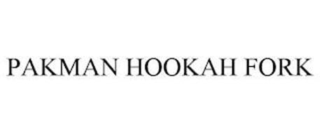 PAKMAN HOOKAH FORK