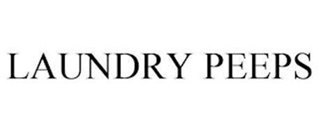 LAUNDRY PEEPS