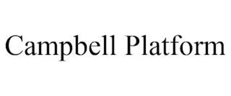 CAMPBELL PLATFORM