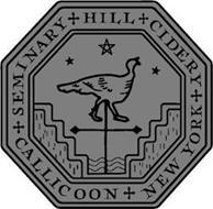 SEMINARY HILL CIDERY NEW YORK CALLICOON