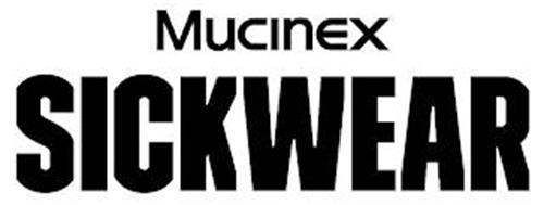 MUCINEX SICKWEAR