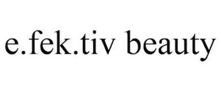 E.FEK.TIV BEAUTY