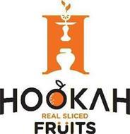 HOOKAH REAL SLICED FRUITS
