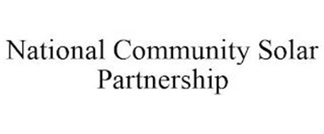 NATIONAL COMMUNITY SOLAR PARTNERSHIP