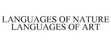 LANGUAGES OF NATURE LANGUAGES OF ART